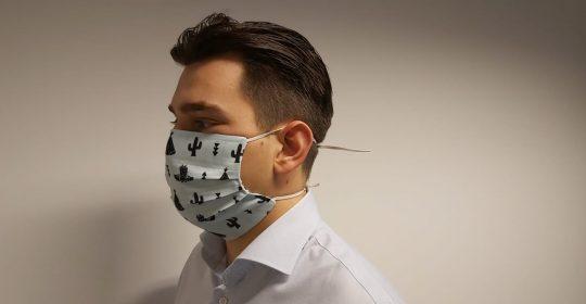 mondmaskers van filtertechiek